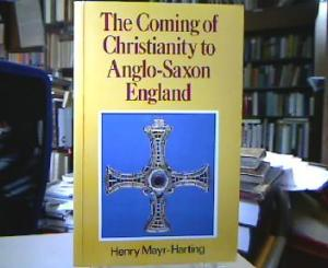 Book Review: The Coming of Christianity to Anglo-Saxon England, Part 1