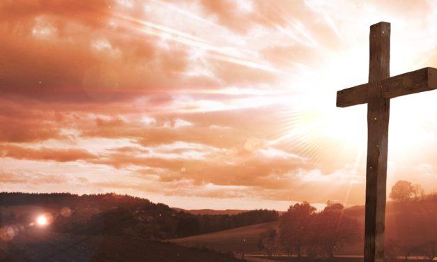 Hymn: At The Cross