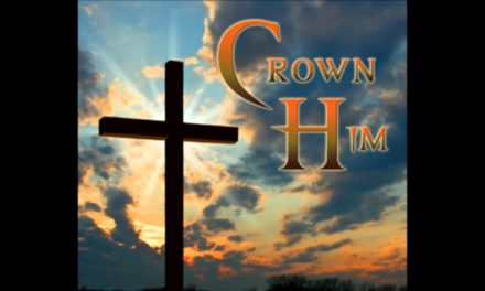 Hymn: Crown Him With Many Crowns