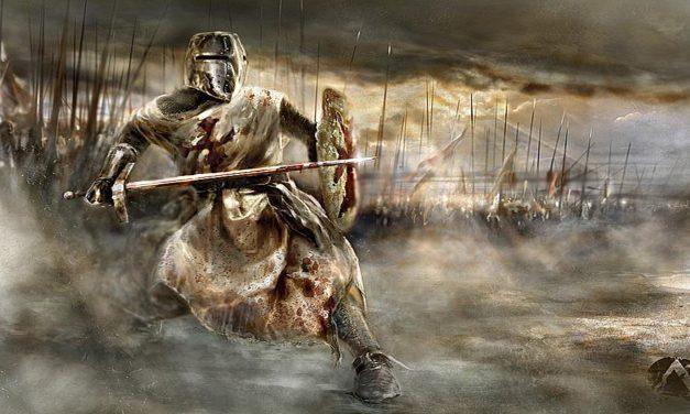 The Modern Crusader