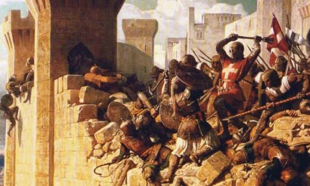 Video: How The Crusades Relate To Jeffrey Epstein