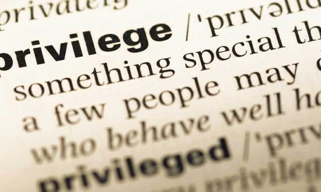 White Privilege – Guilty As Charged