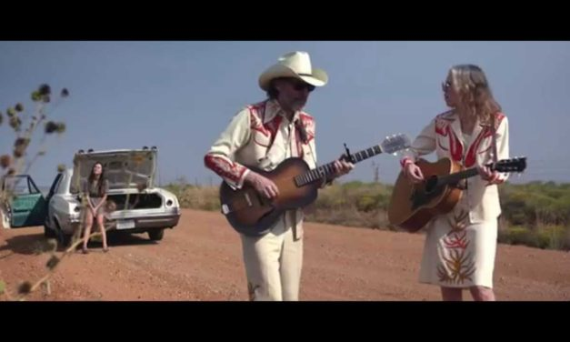 Friday Music: Dave Rawlings Machine