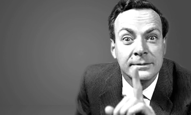 Richard Feynman on the Scientific Method