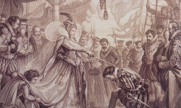 A Prayer by Sir Francis Drake