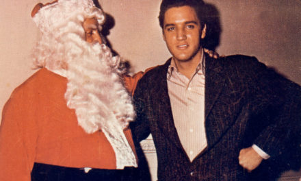 Friday Music: An Elvis Christmas