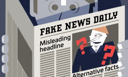 How The Fake News Tries To Frame The Debate