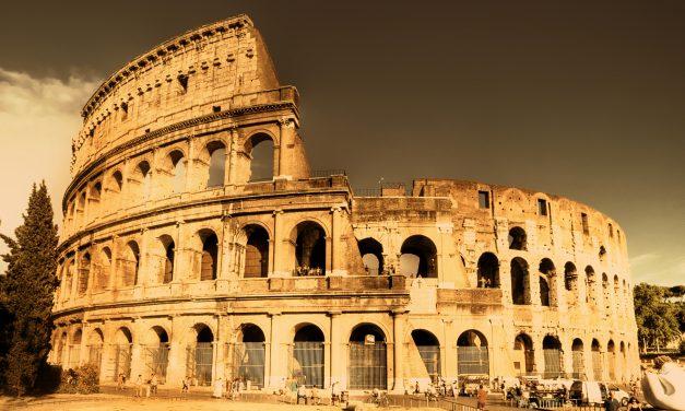 Rome Has Fallen