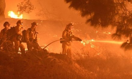 Thoughts On California Wildfires