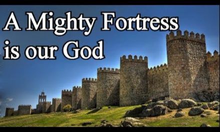 Hymn: A Mighty Fortress Is Our God