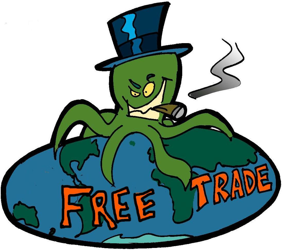 Free Trade Is Not a Virtue