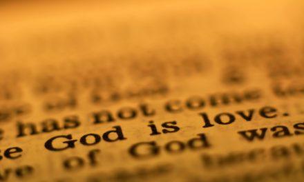 Hymn: The Love Of God