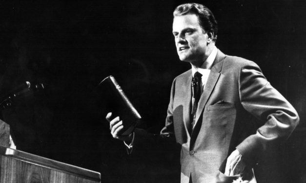 Well Done, Good And Faithful Servant: Billy Graham