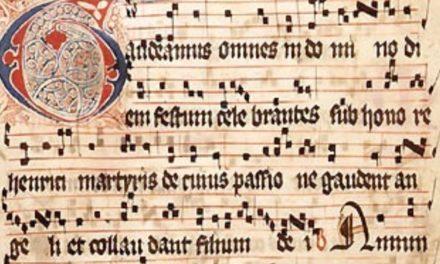 Hymn: Gregorian Chants