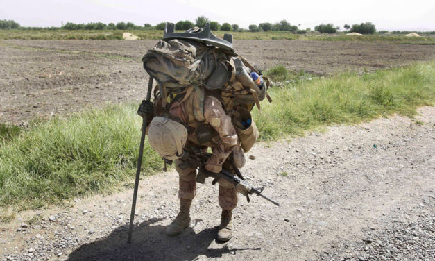 Beast Life: Ruck March