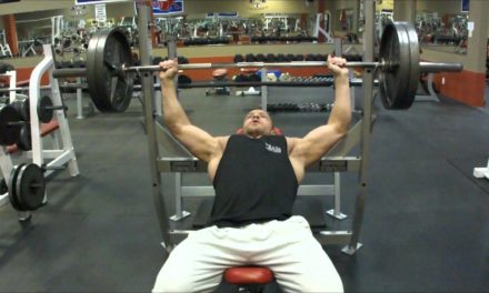Beast Life: Incline Bench Press