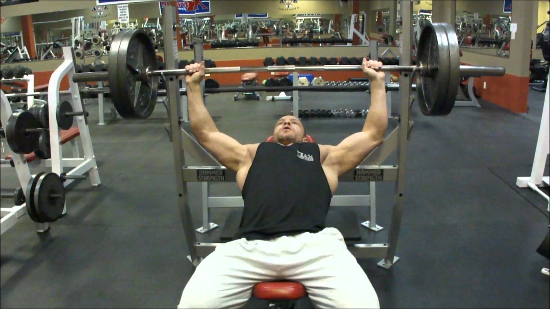 Beast Life Incline Bench Press Men Of The West