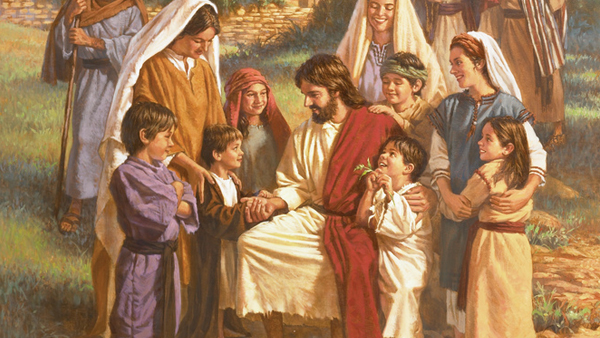 Sermon: Little Christians