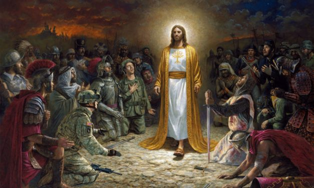 Hymn: Onward Christian Soldiers!