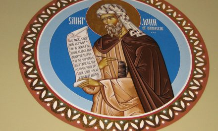 St. John of Damascus on Islam