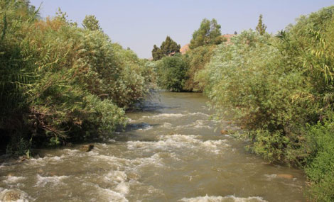 Hymn: On Jordan's Stormy Banks