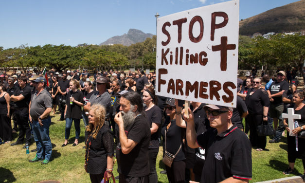 Video: Lauren Southern – The Reality of South African Farm Murders