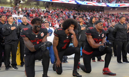 Thoughts on the NFL protest