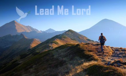 Hymn: Lead Me Lord