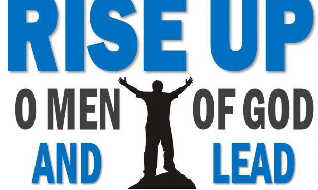 Sermon: Be A Man of God