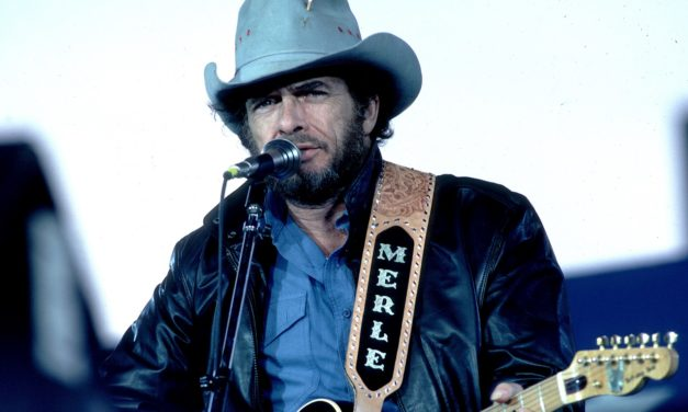 Friday Music: Merle Haggard