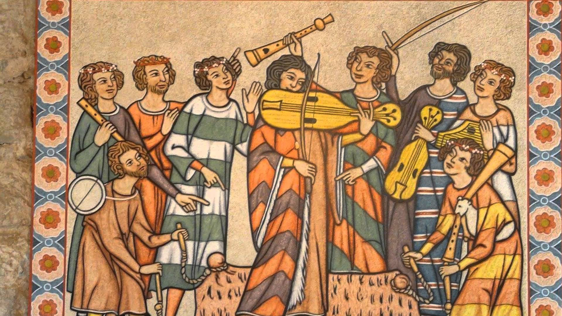 music history through the middle ages Kids learn about the events and timeline of the middle ages and medieval times in history articles for teachers, students, and schools including the.