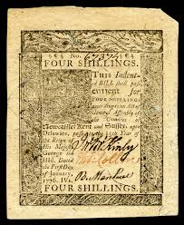British Finances in the Colonial Era