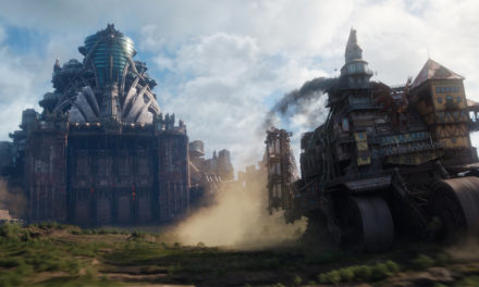 "A Review Of The 2019 Movie: ""Mortal Engines"""