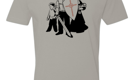 Man of The West T-Shirt (New Design)