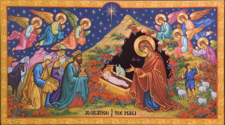 Byzantine Christmas Hymns