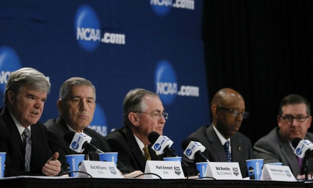 Death to the NCAA, Part I