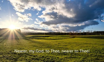 Hymn: Nearer My God To Thee
