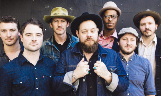 Friday Music: Nathaniel Rateliff And The Night Sweats