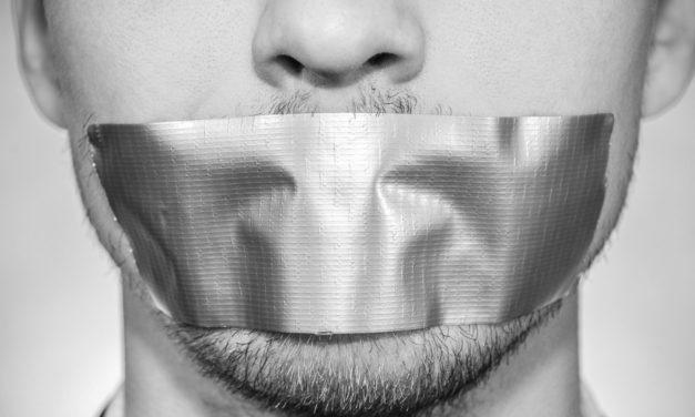 I No Longer Believe In Free Speech