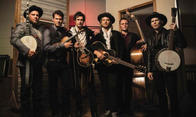 Friday Music: Old Crow Medicine Show