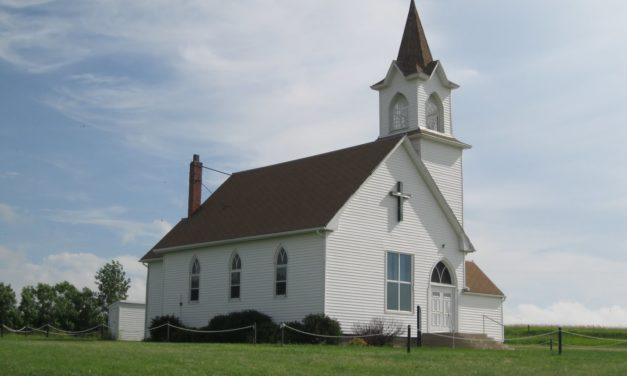 Hymn: The Church's One Foundation