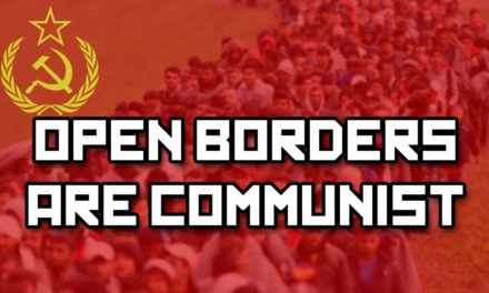 Lauren Southern Vs. Larken Rose On Open Borders