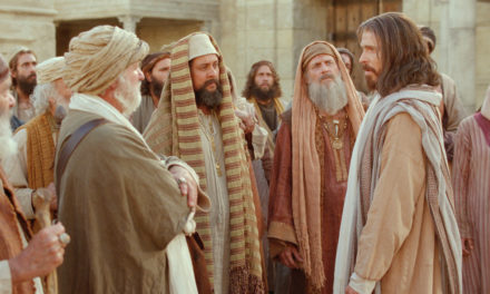 The Pharisees, Slightly Misunderstood