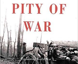 "Book Review – ""The Pity of War"""
