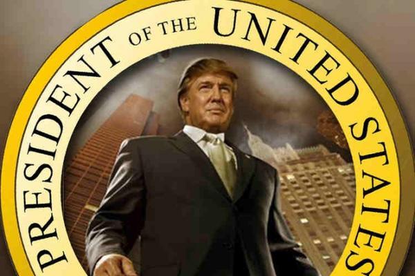 Congratulations to President Trump!