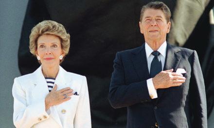 President Reagan: July 4, 1986
