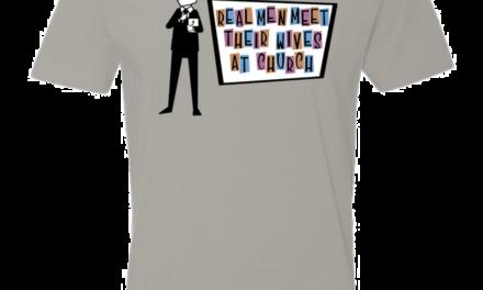 New Shirt – Real Men