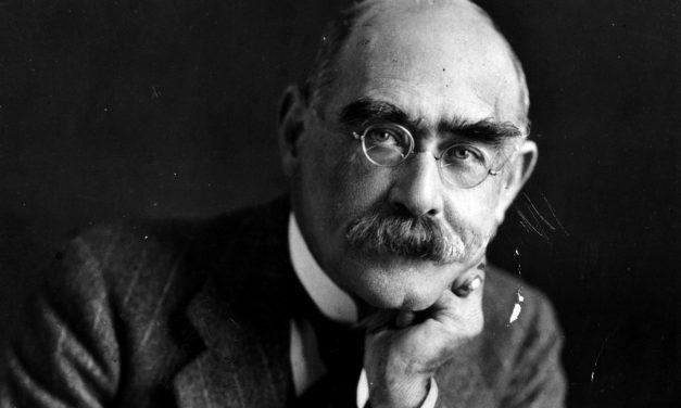 """The Gods of the Copybook Headings"" by Rudyard Kipling"