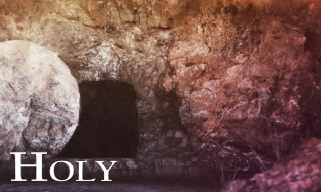 Ancient Homily On Holy Saturday
