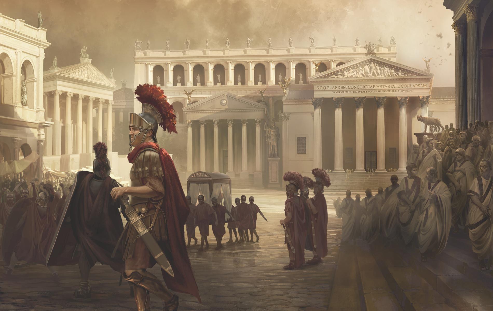 roman empire government - HD1900×1200